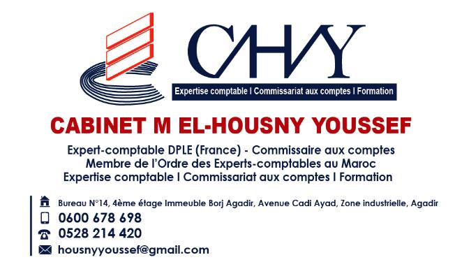 Cabinet M EL Housny Youssef Dexpertise Comptable