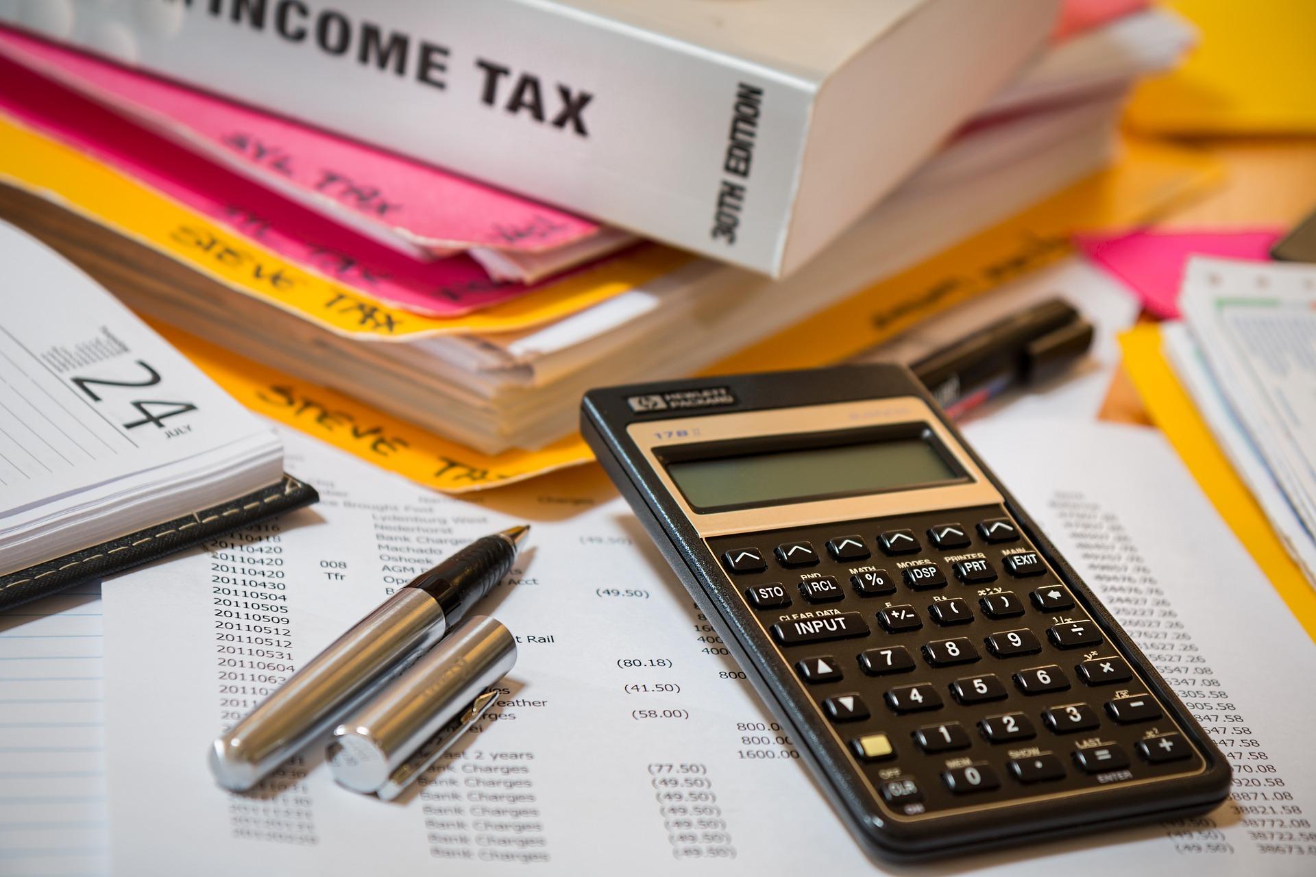 Traitement fiscal des intérêts bancaires et des amortissements